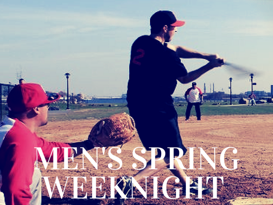 Spring – Men's Weeknight League