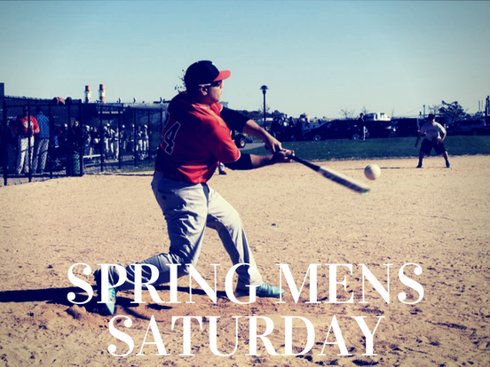 Spring – Saturday Men's League