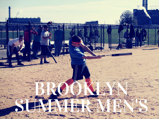 Summer – Sunday Men's in Brooklyn